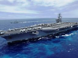 Атомные авианосцы типа «Nimitz».