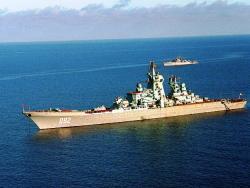 Тяжёлый Атомный Ракетный крейсер