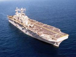Универсальные десантные корабли (УДК) типа «Tarawa».