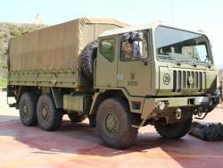 Армейские автомобили фирмы IVECO