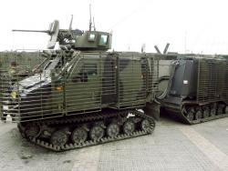 Бронетранспортёр BvS-10