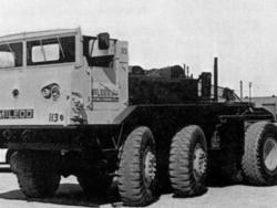 седельный тягач XM194