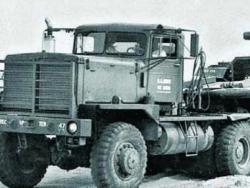 Тягач  XM523