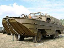 Модификации амфибии «DUKW-353».