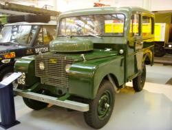 «Ленд Ровер» Mk-1