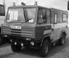 Легкие автомобили «Стоунфилд».