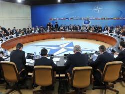 заседание  НАТО в рюсселе
