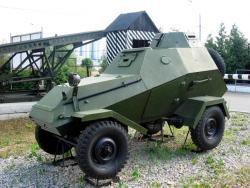 Легкий бронеавтомобиль БА-64Б