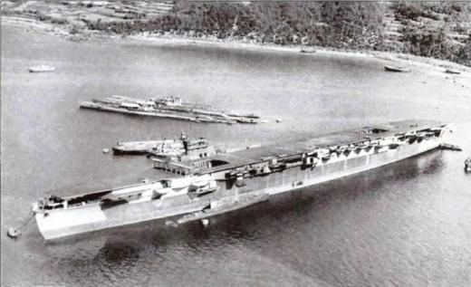 Авианосец Касаги