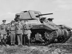 танк Мк-1 «Баран»