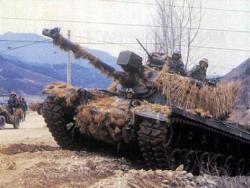 Танк m48 3a