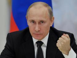 Путин обвинил США в перезапуске гонки вооружений.