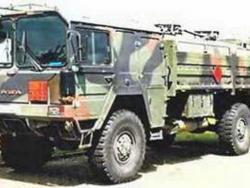 Тактические бескапотные грузовики МАН