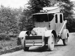 Бронеавтомобиль «Накашидзе».