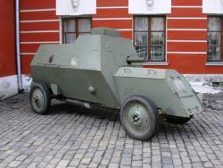 Бронеавтомобиль «Руссо-Балт М»