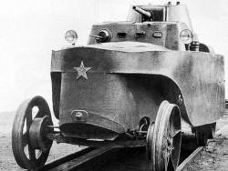 Плавающий бронеавтомобиль «БАД-2».