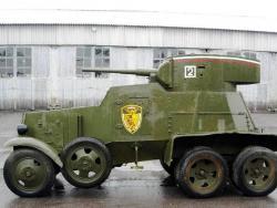 Srednij broneavtomobil' BA-3