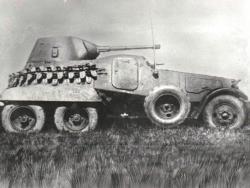 Легкий бронеавтомобиль БА-21