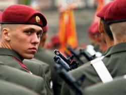 В России создадут Национальную гвардию.
