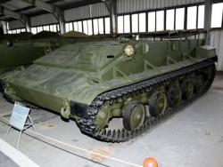 Бронетранспортер К-75.