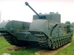 Танк Мк4 Черчиль